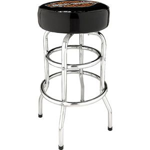 Super Harley Davidson Bar Stool Christmas Gift Ideas Garage Caraccident5 Cool Chair Designs And Ideas Caraccident5Info
