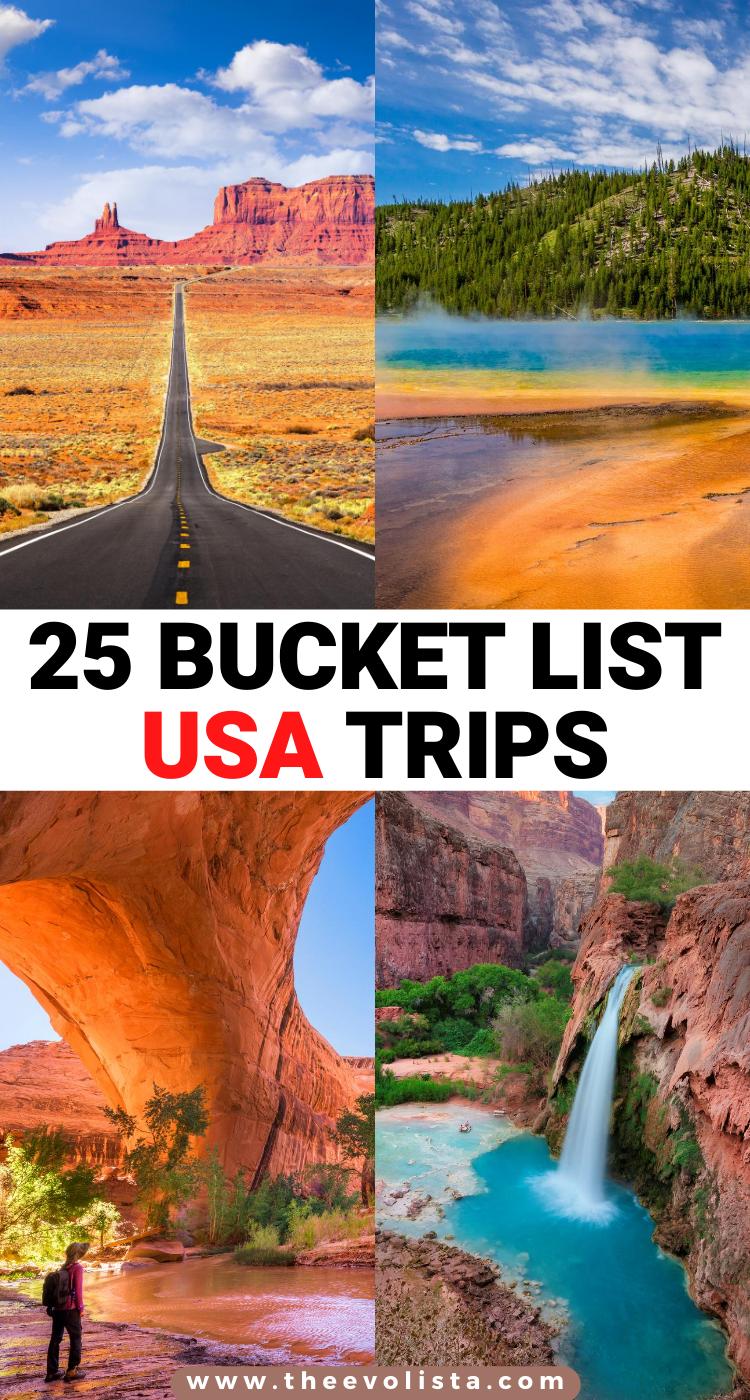 U S Bucket List Destinations To See Before You Die 2
