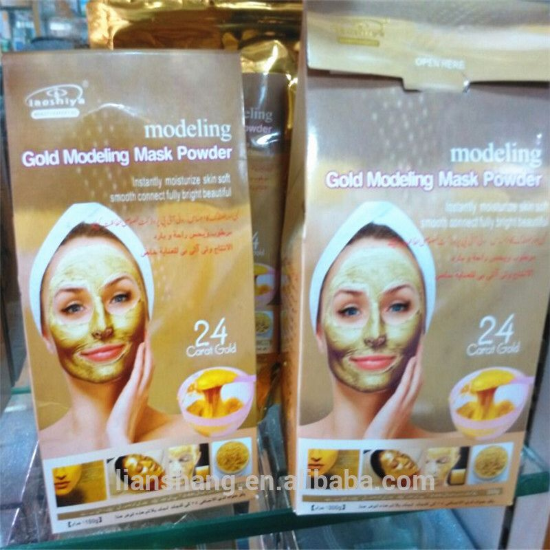 Check out this product on Alibaba.com APP gold modeling mask powder 24k