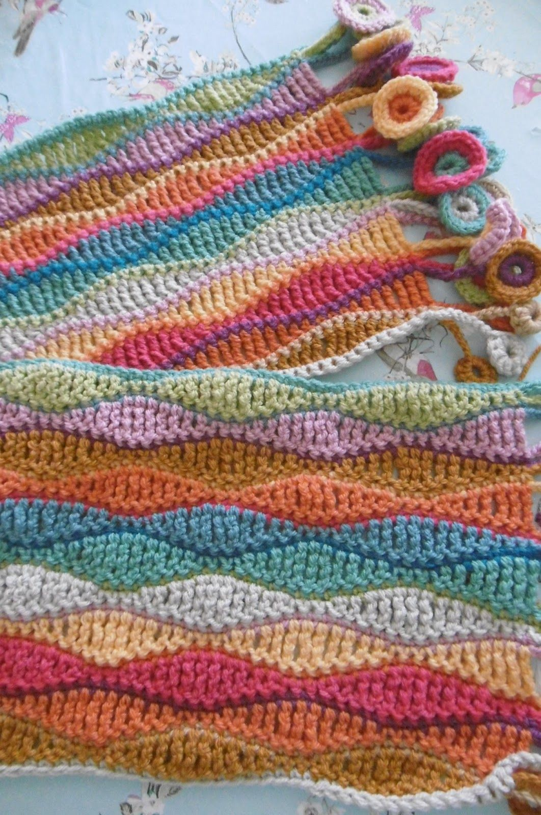 A blog about crochet, colour with lots of free patterns | Ampy ...