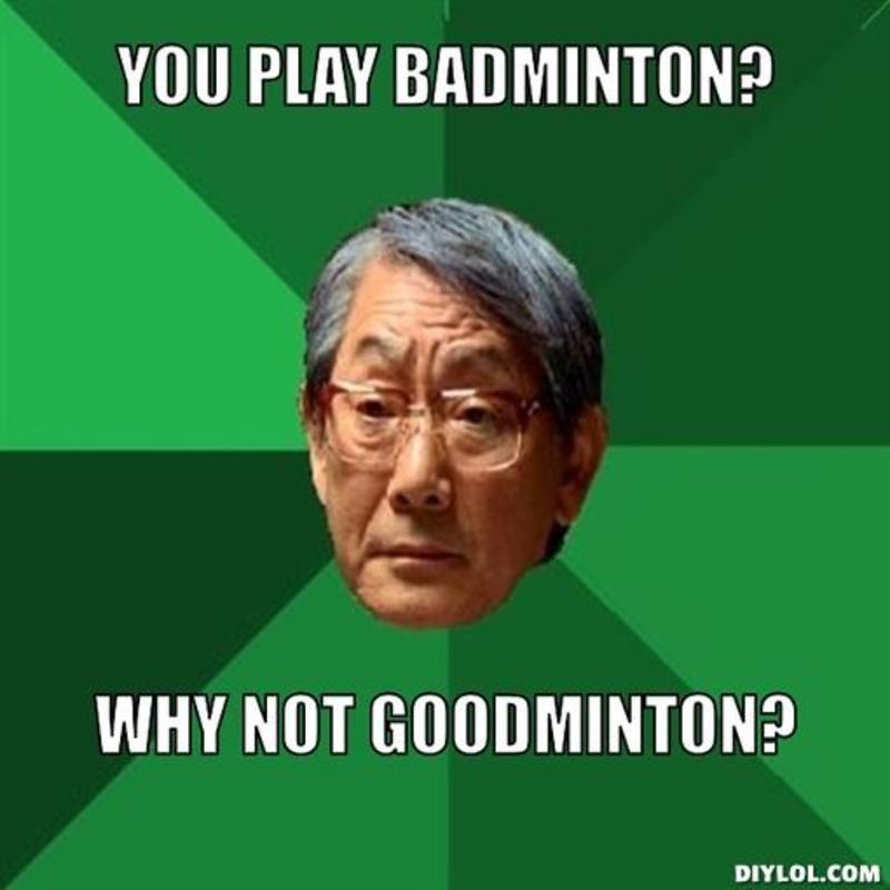 3c41df678ae2390a4bc92006e9acd217 asian dad despises badminton badminton pinterest asian dad