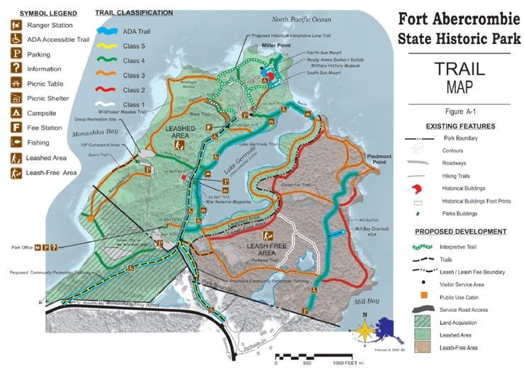 Fort Abercrombie Trail Map | Reading departure signs | Map ... on map of portsmouth island, map of richmond island, map of atka island, map of jackson island, map of st. paul island, map of aleutian islands, map of pribilof islands, map of raspberry island, map of wrangel island, map of faial island, map of whale island, map of shelikof strait, map of arctic national wildlife refuge, map of bremerton island, map of seward peninsula, map of prince of wales, map of ketchikan island, map of wrangell island, map of door peninsula, map of sitkalidak island,