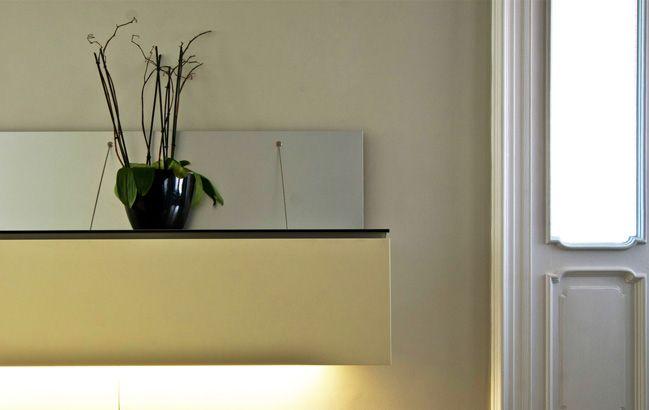 #interior #lightedshelf