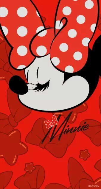 Minnie Mickey Mouse Walt Disney Iphone 6 7 8 X Wallpaper