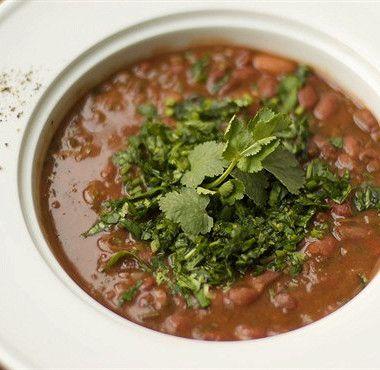 Лобио горячее из красной фасоли рецепт – грузинская кухня ...
