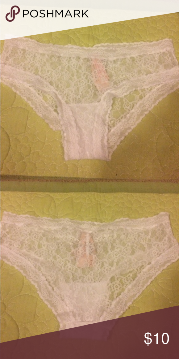 NWT Victoria's Secret Bridal Wedding Shower Panty Size S. Victoria's Secret Intimates & Sleepwear
