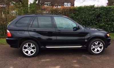 eBay: BMW X5 3.0i Spares/Repair - Front Door Handle Cables - Good ...