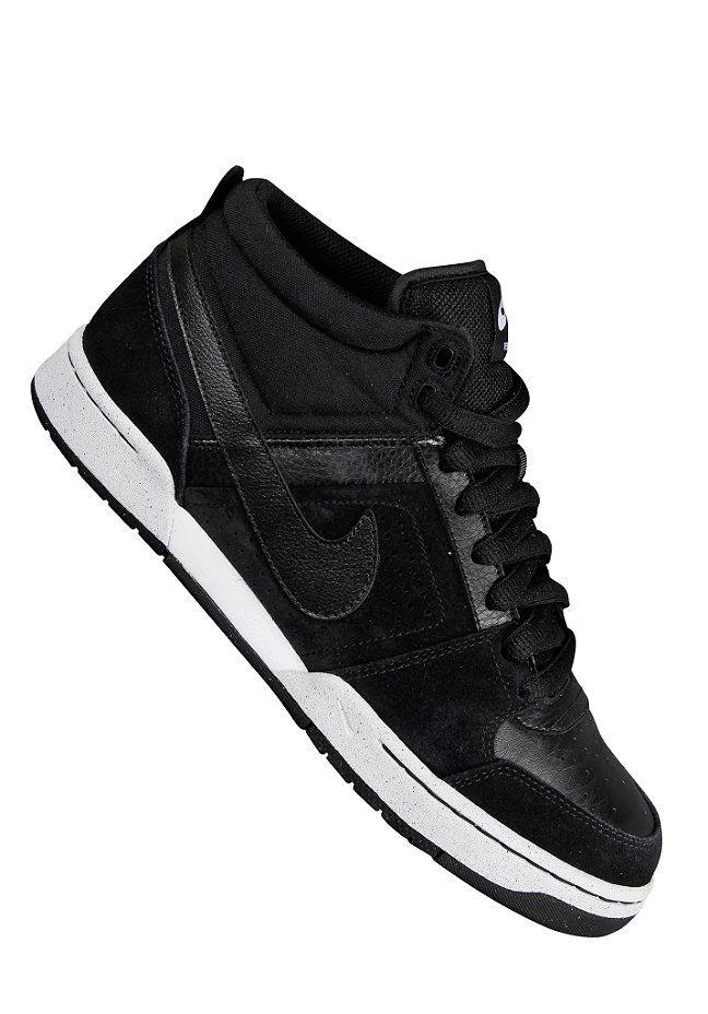 quality design b058b 43fc2 Nike Renzo 2 Mid black
