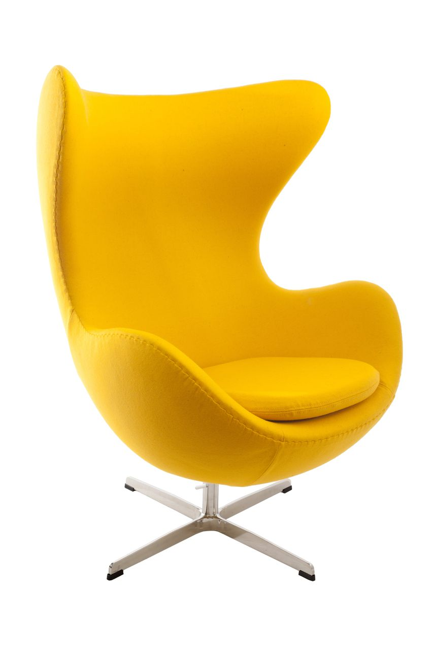 Egg Sessel Replica Egg Chair Yellow In 2019 Home Decor That I Love