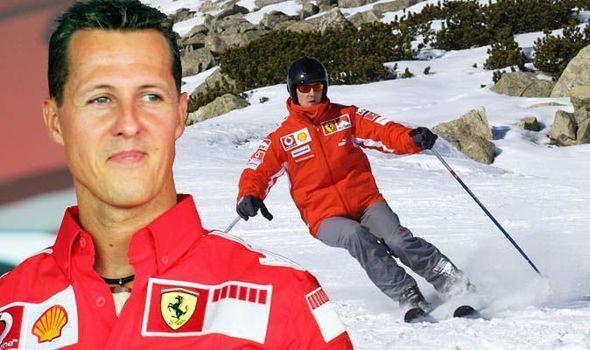 Olympics 2020 Japan Pinwire Michael Schumacher Health Update F1