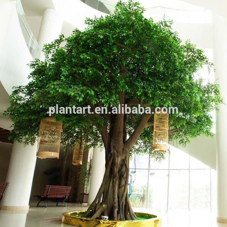 Guangzhou Shuyi Landscaping Artificial Big Tree Huge Banyan Tree Factory Price Artificial Plants Outdoor Artificial Tree Artificial Plants