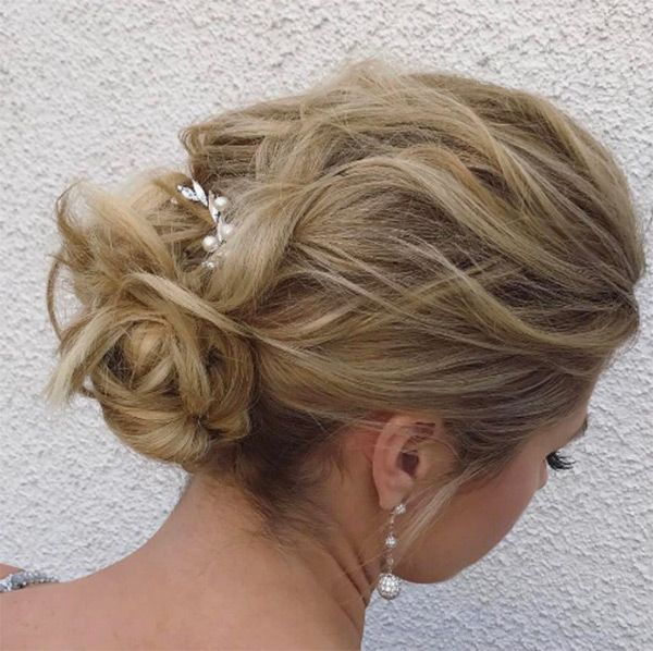 Do It Yourself Wedding Hairstyles: This Updo Is Perfect For Prom