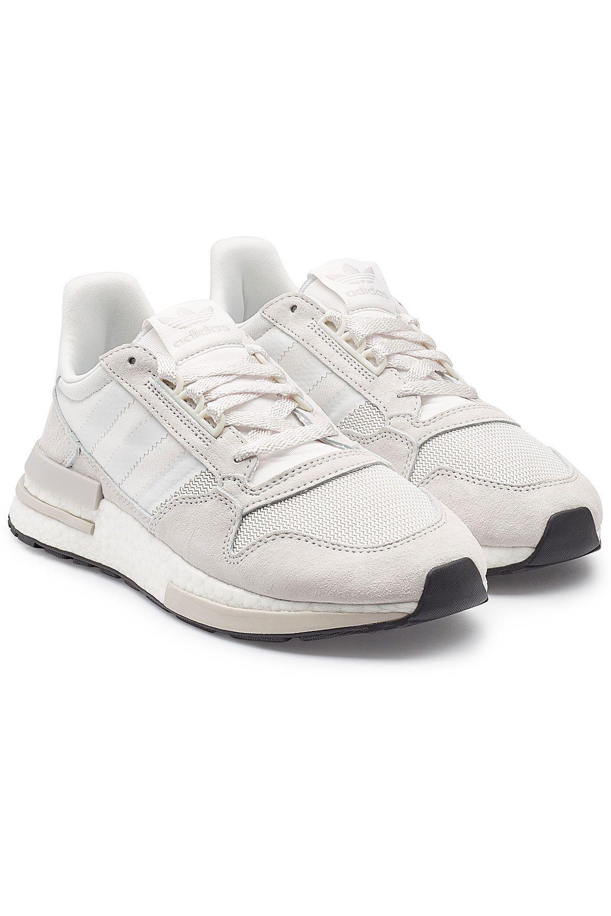 adidas zx 500 grey pink