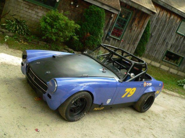1972 mg midget with a 4a ge engine swaps mg midget engine swap toyota. Black Bedroom Furniture Sets. Home Design Ideas