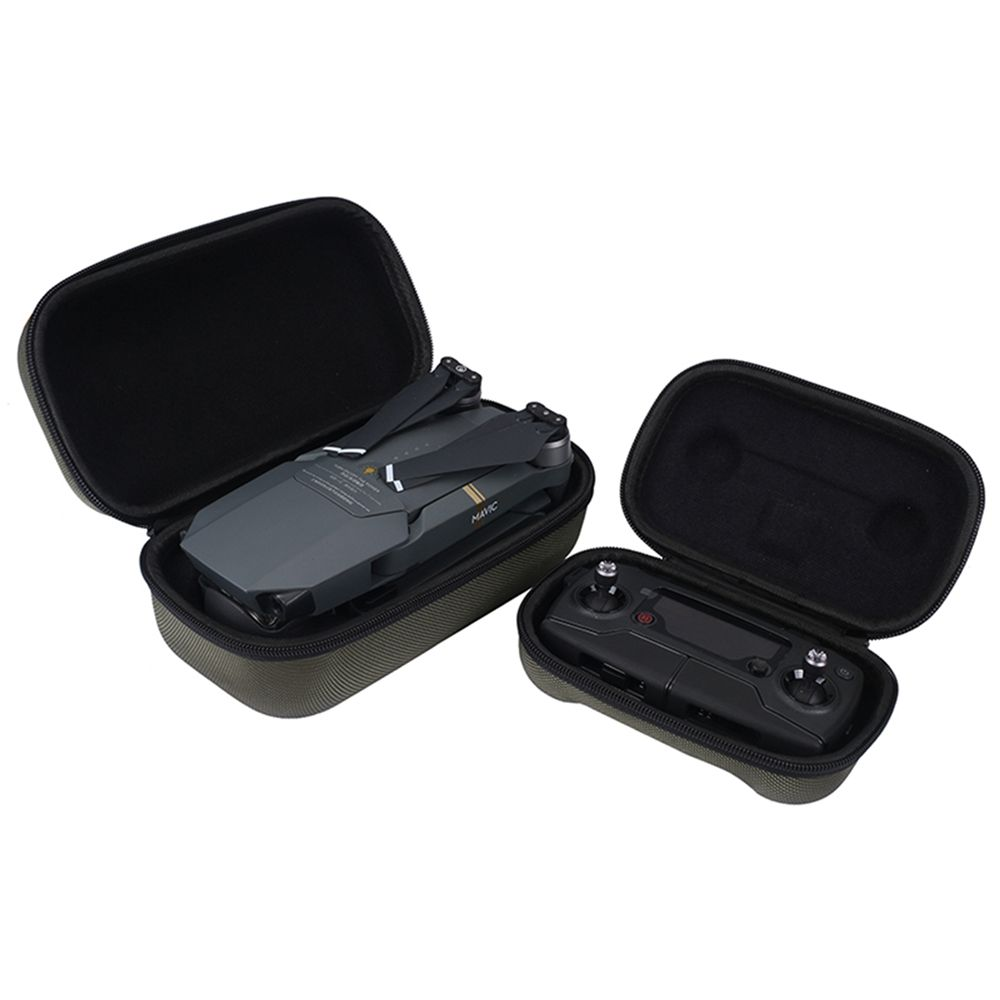 2in1 Mavic Pro Durable Portable Hardshell Transmitter Controller Storage Box Fuselage Housing Bag Case Combo For Dji Mavic Pro Dji Mavic Pro Mavic Pro Mavic