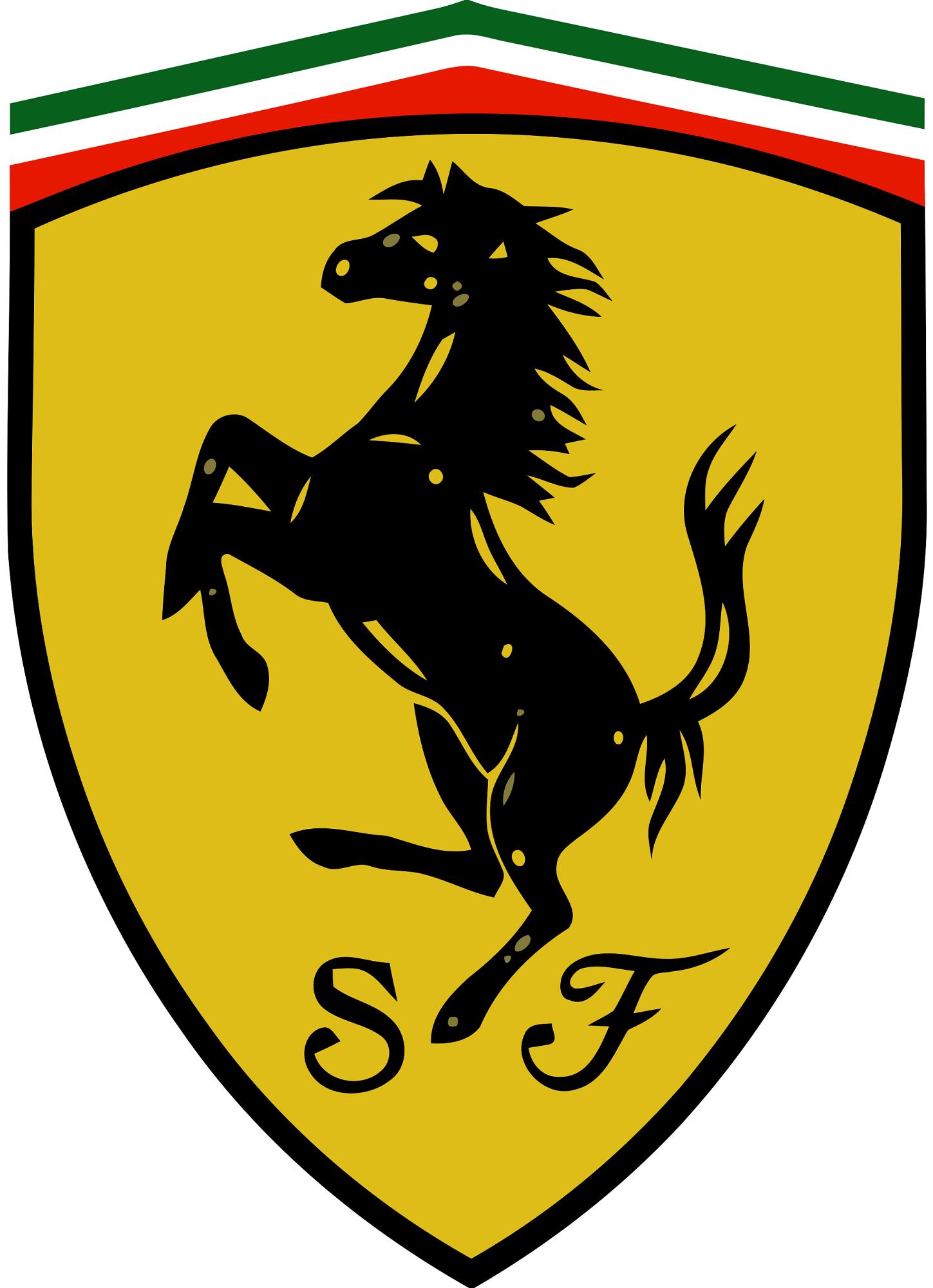 Ferrari Logo #Ferrari, #FerrariLogo #Ferrari - //wallsauto.com ...