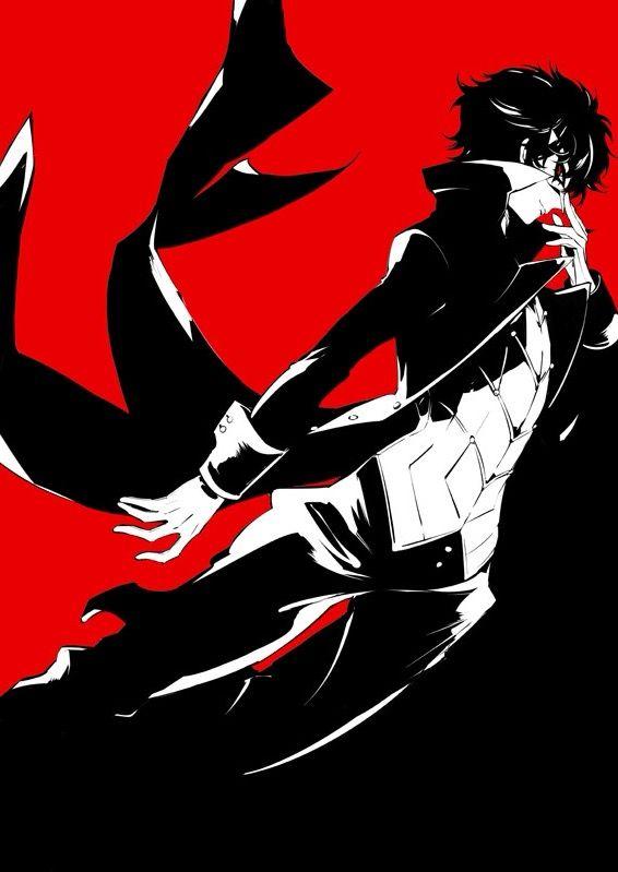 Persona 5 Akira Kurusu Persona 5 Joker Persona 5 Persona