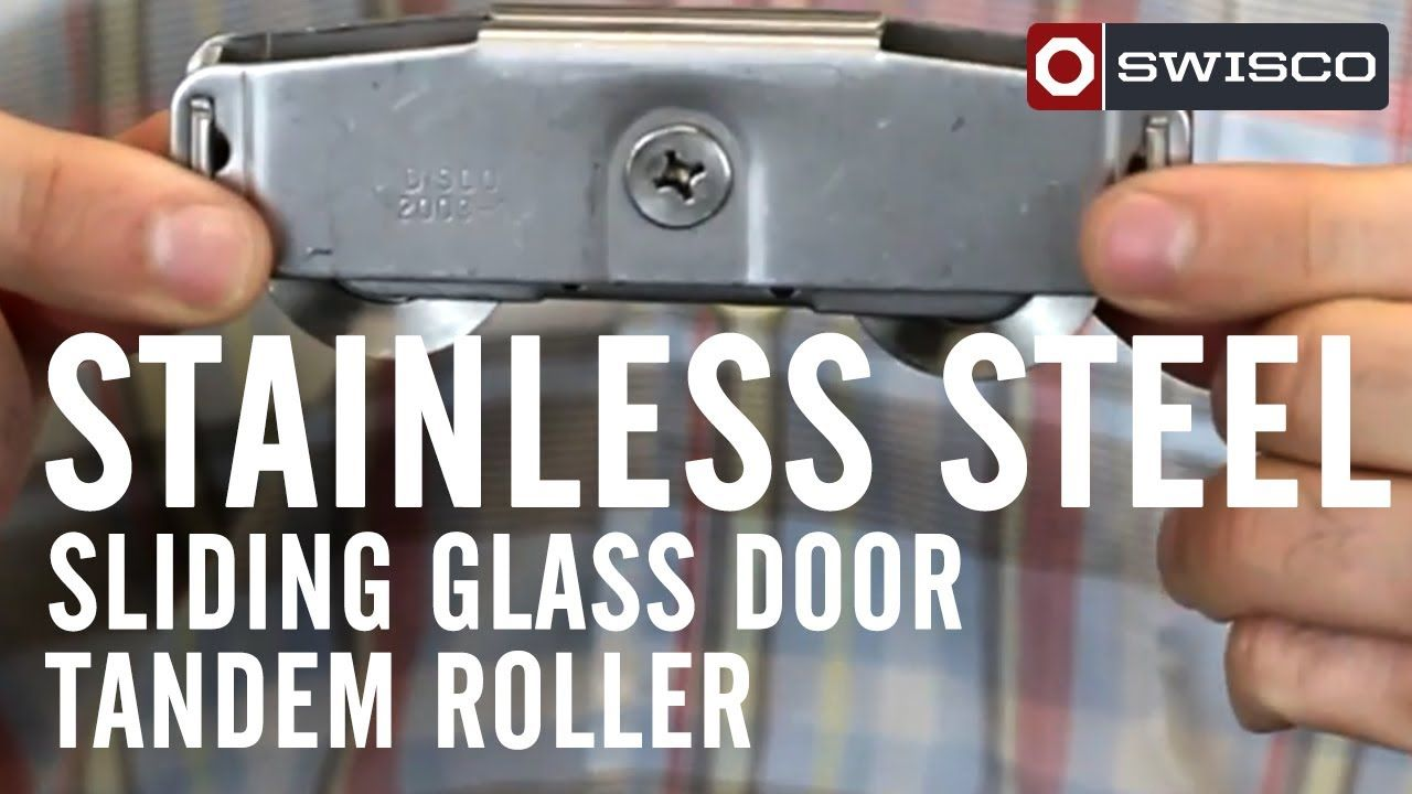 This Popular Tandem Roller Assembly Is An Upgrade With All Stainless