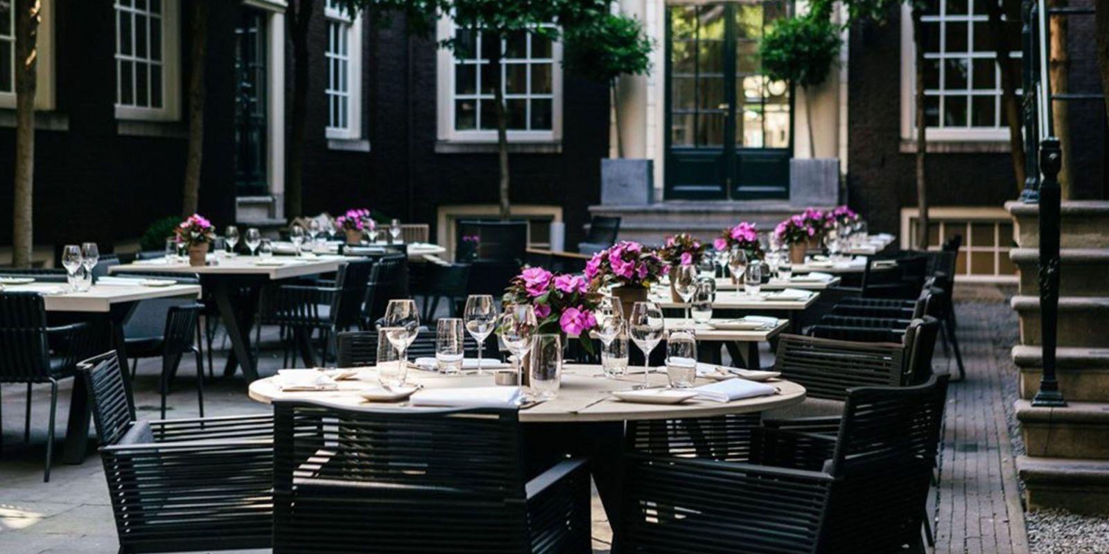 De 5 mooiste terrassen in Amsterdam | ELLE Decoration NL ...