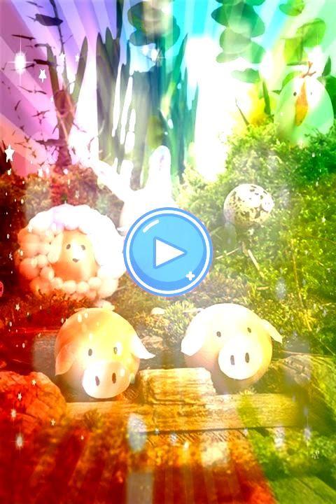 Eggs This farm scenes cuteness level is off the scale Kifli és levendula Szívem báránykája Butterfield Acres popular Easter Egg Hunts s...