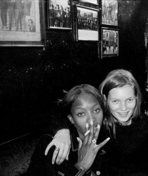 Naomi Campbell Kate Moss Flaunts Their Sizzling: Kate Moss, Naomi Campbell, Vintage, Models, Fashion