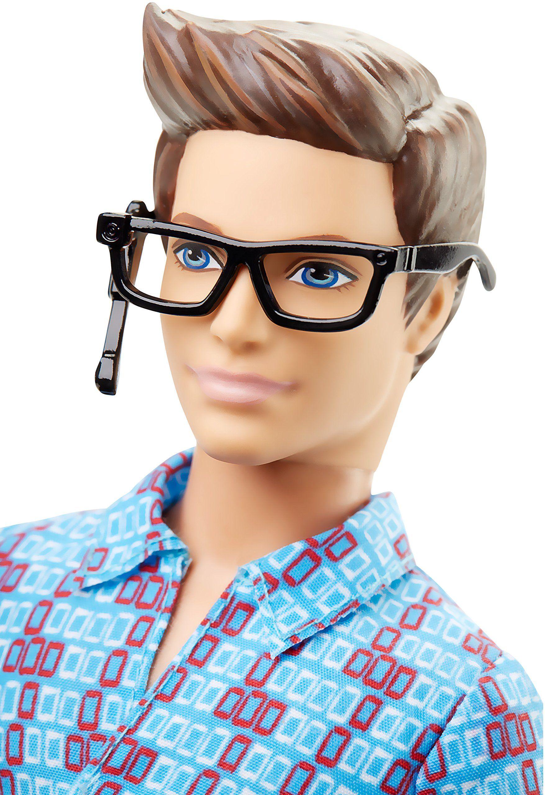 8508617dec Amazon.com  Barbie Spy Squad Ken Doll  Toys   Games
