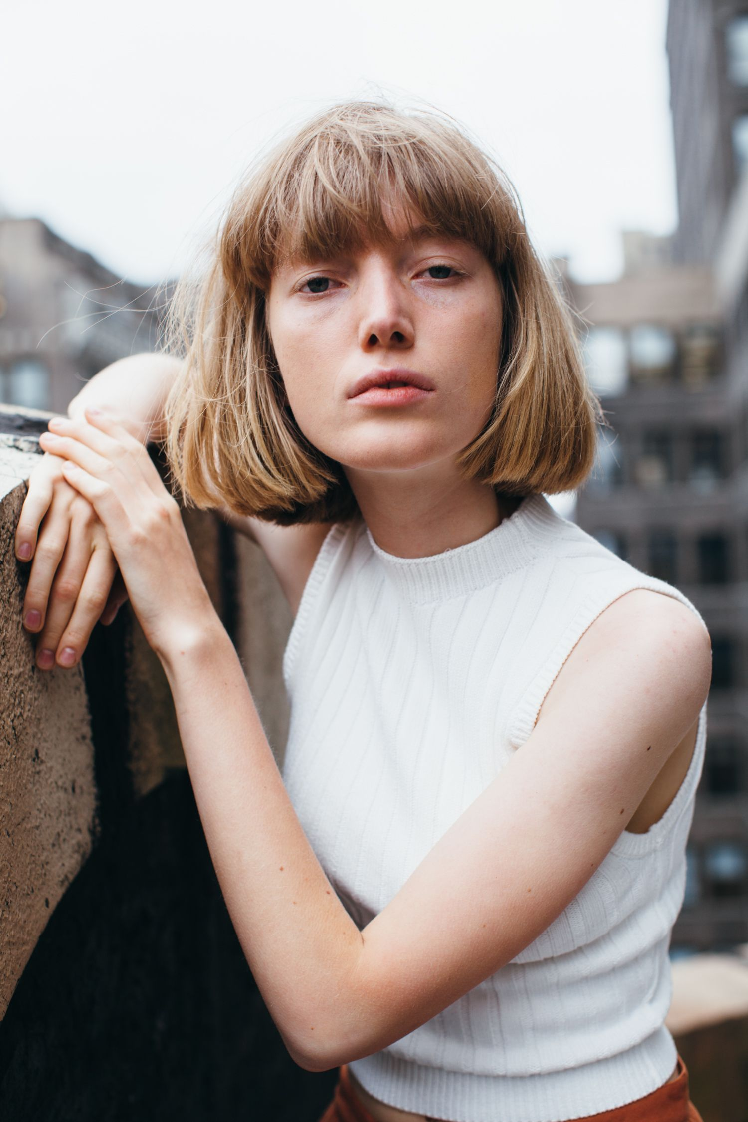, We catch up with Lou Schoof from New York Models to talk designer dreams, ironic emoji usage and growing up too fast., Hot Models Blog 2020, Hot Models Blog 2020