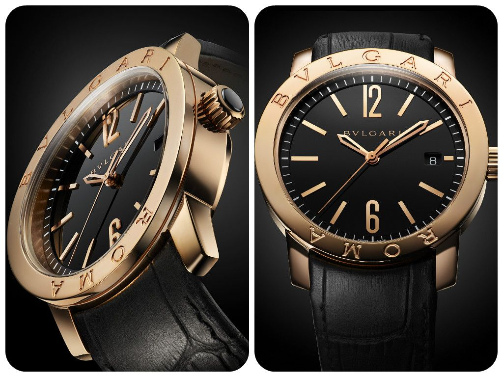 Bvlgari announces the re-launch of the iconic Bvlgari Roma watch which will be re-launched at Baselworld 2013!