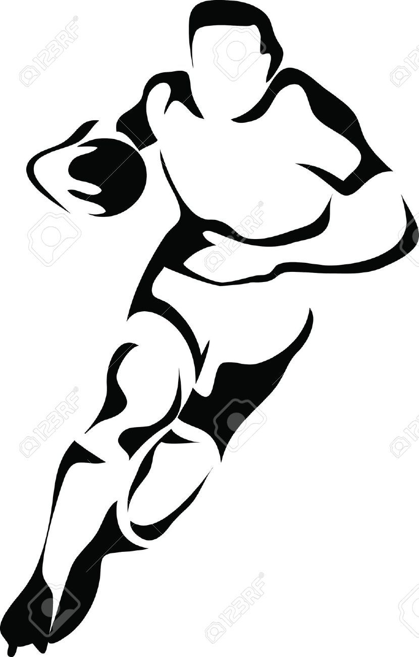 Epingle Par Carlos Manuel Molina Martinez Sur Regbi Dessin Rugby Art Sur Le Theme Du Cerf Noir Et Blanc