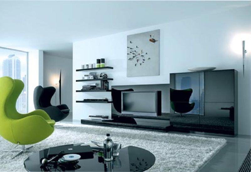 40 Tv Stand Ideas For Ultimate Home Entertainment Center  Modern Delectable Living Room Tv Console Design Decorating Inspiration