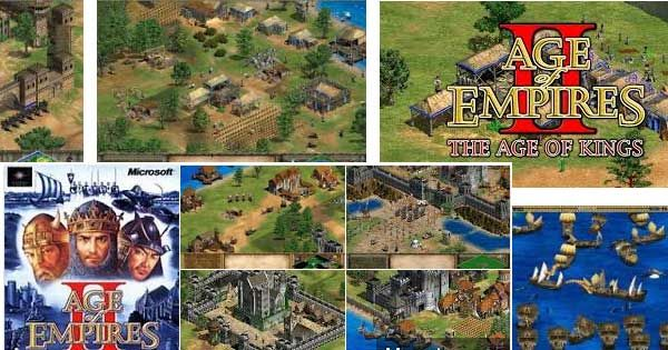 Age Of Empires Ii The Age Of Kings Free Download For Windows Os