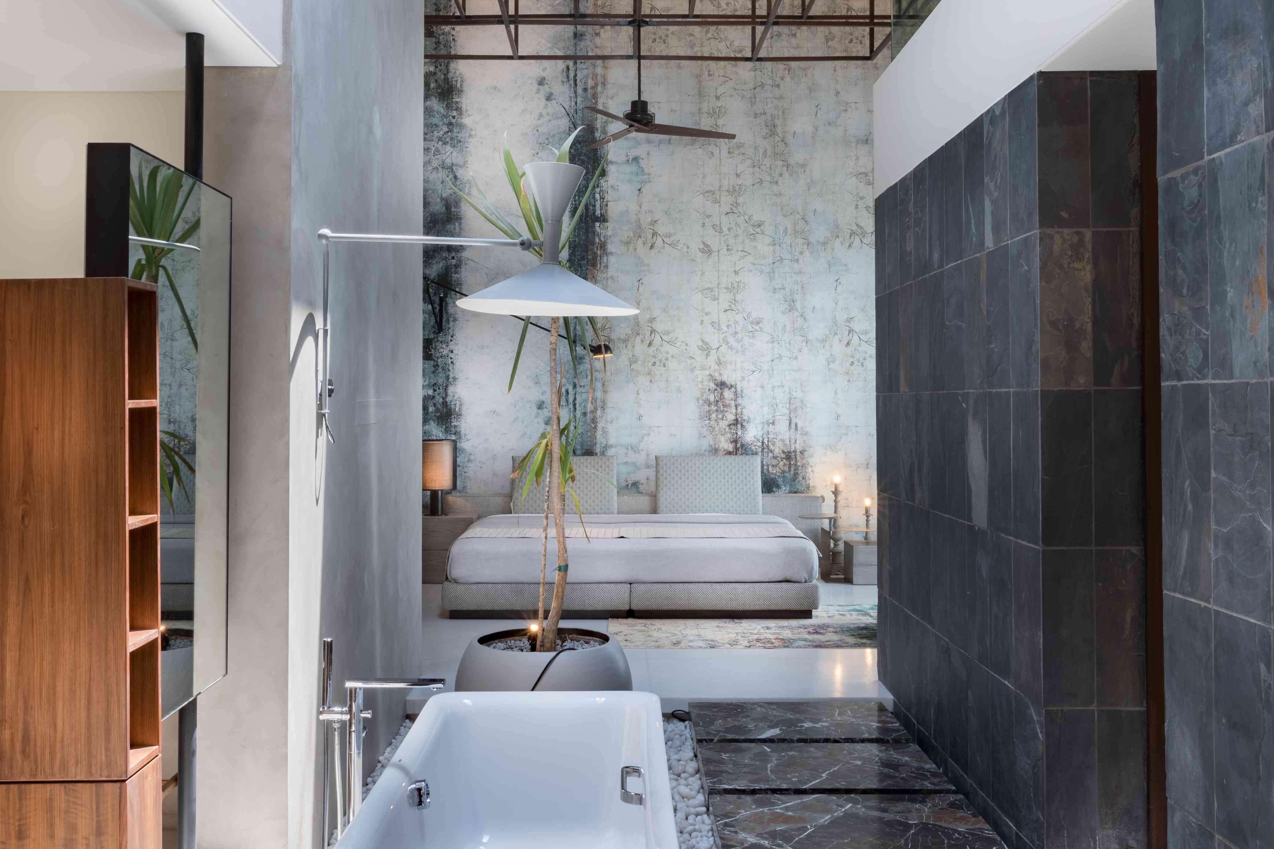 master bath - design by moriq interiors | Modern Bathroom Design ...