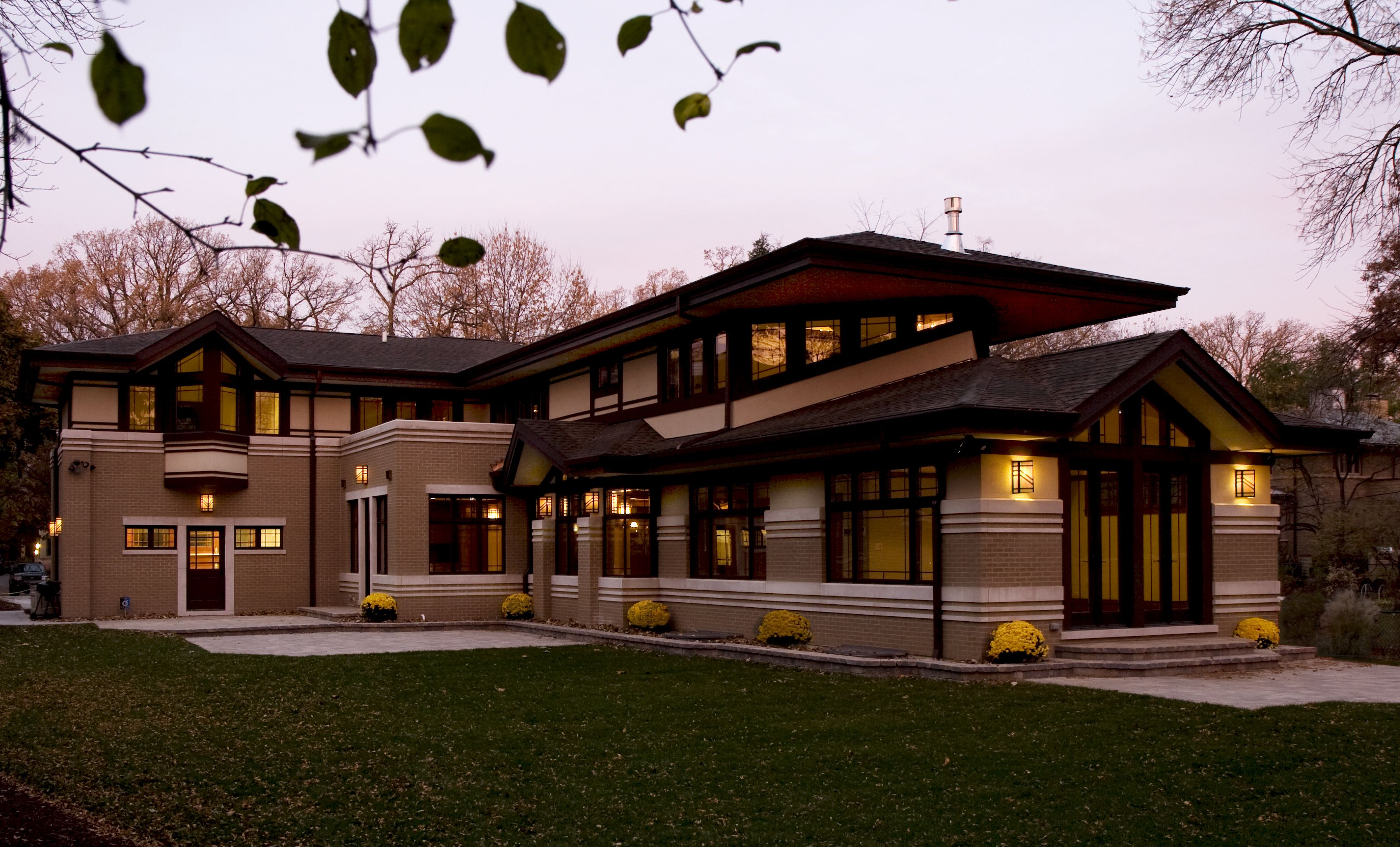 Frank Lloyd Wright Home And Studio Photo Image Gallery