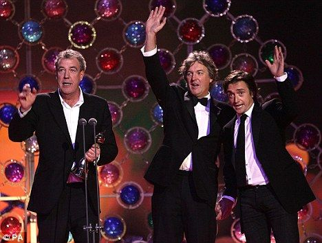 Jeremy Clarkson Fuels Tv Sexism Row By Dropping Richard Hammond In