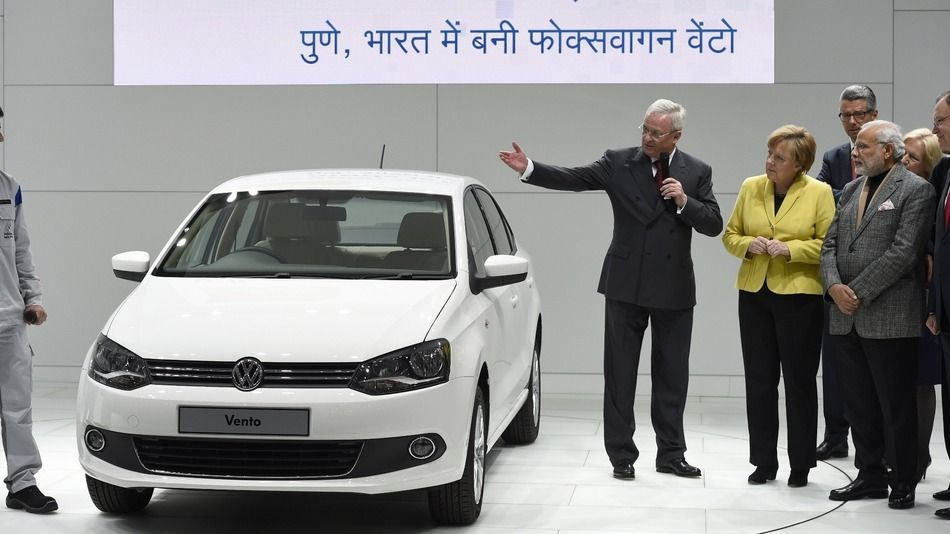 Volkswagen Vento Diesel Car Sale In India Stopped Due To Emission