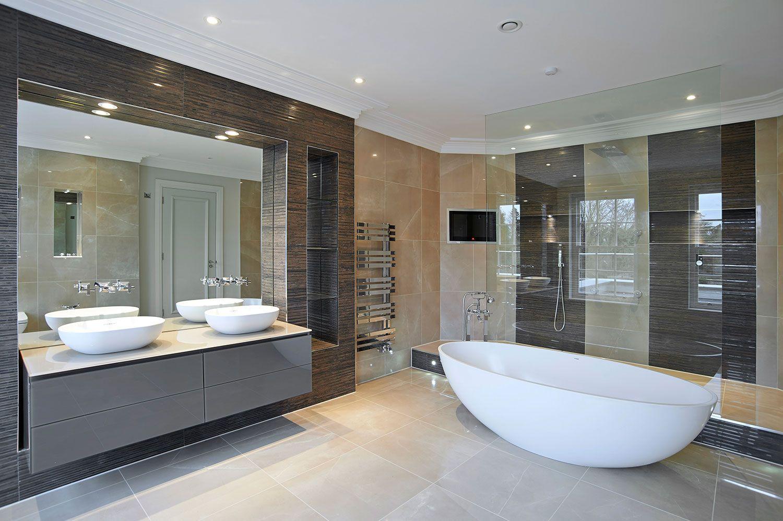Birds Hill Rise Big Bathrooms Contemporary Bathroom Inspiration Small Bathroom