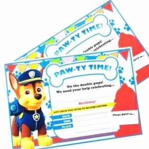 PAW Patrol Party Supplies And Ideas | PAW Patrol Birthday Party ...