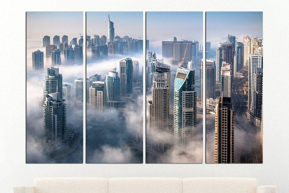Dubai Wall Art Dubai Home Decor Dubai City Dubai Decor Dubai Wall