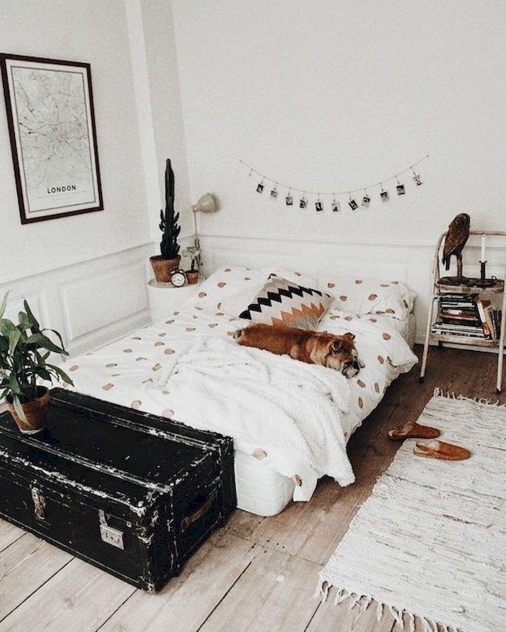 Bohemian Style Bedroom Decoration Ideas Home To Z Room Inspiration Home Decor Bedroom Design Vintage minimalist bedroom design