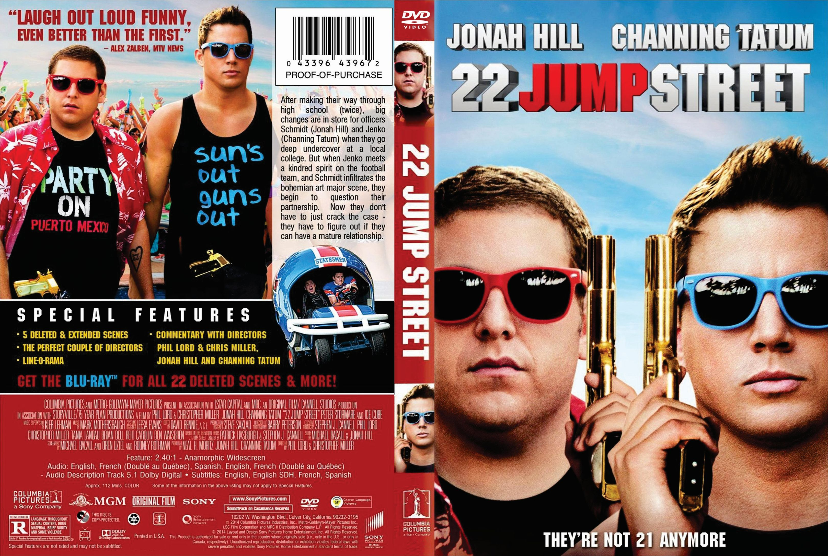 22 Jump Street Dollhouse Dvd Covers Movie Covers 22 Jump Street