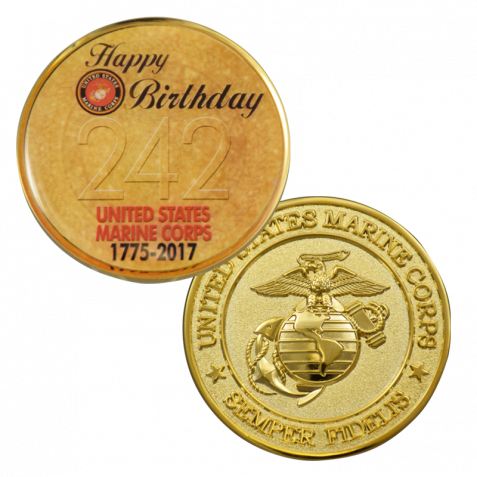Custom Coin and Lapel Pin Gallery Challenge coins