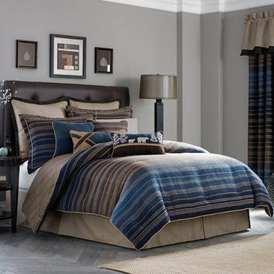 Croscilla Clairmont Comforter Set Bedbathandbeyond Com