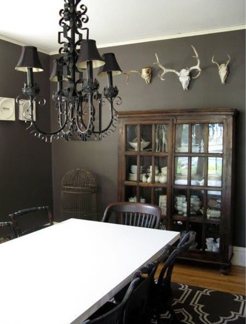 rustic contemporary living room birds the virginia house