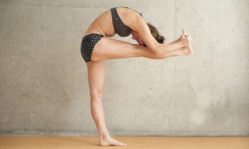 probably the bikram yoga pose i am best at  bikram yoga