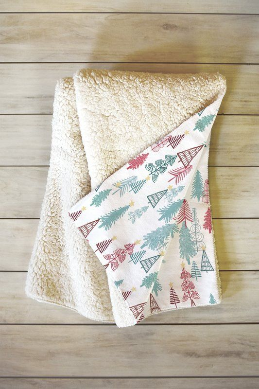 christmas throw blanket clean minimal trendy chic farmhouse holiday decor this blanket is super soft and looks makes a great addition to christmas