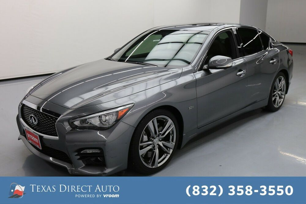 For Sale 2017 Infiniti Q50 3.0t Sport Texas Direct Auto