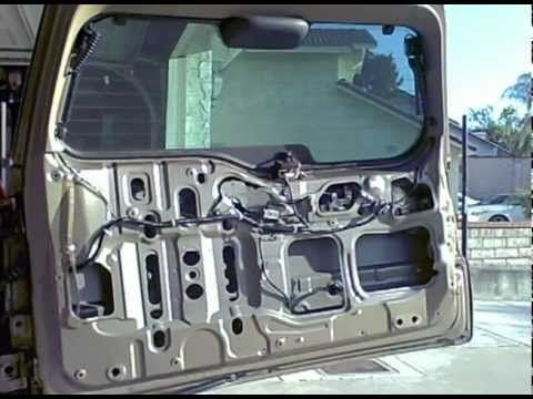 How To Install Replace Rear Door Panel Honda Cr V 02 06 1aauto Com Youtube Honda Crv Honda Honda Cr