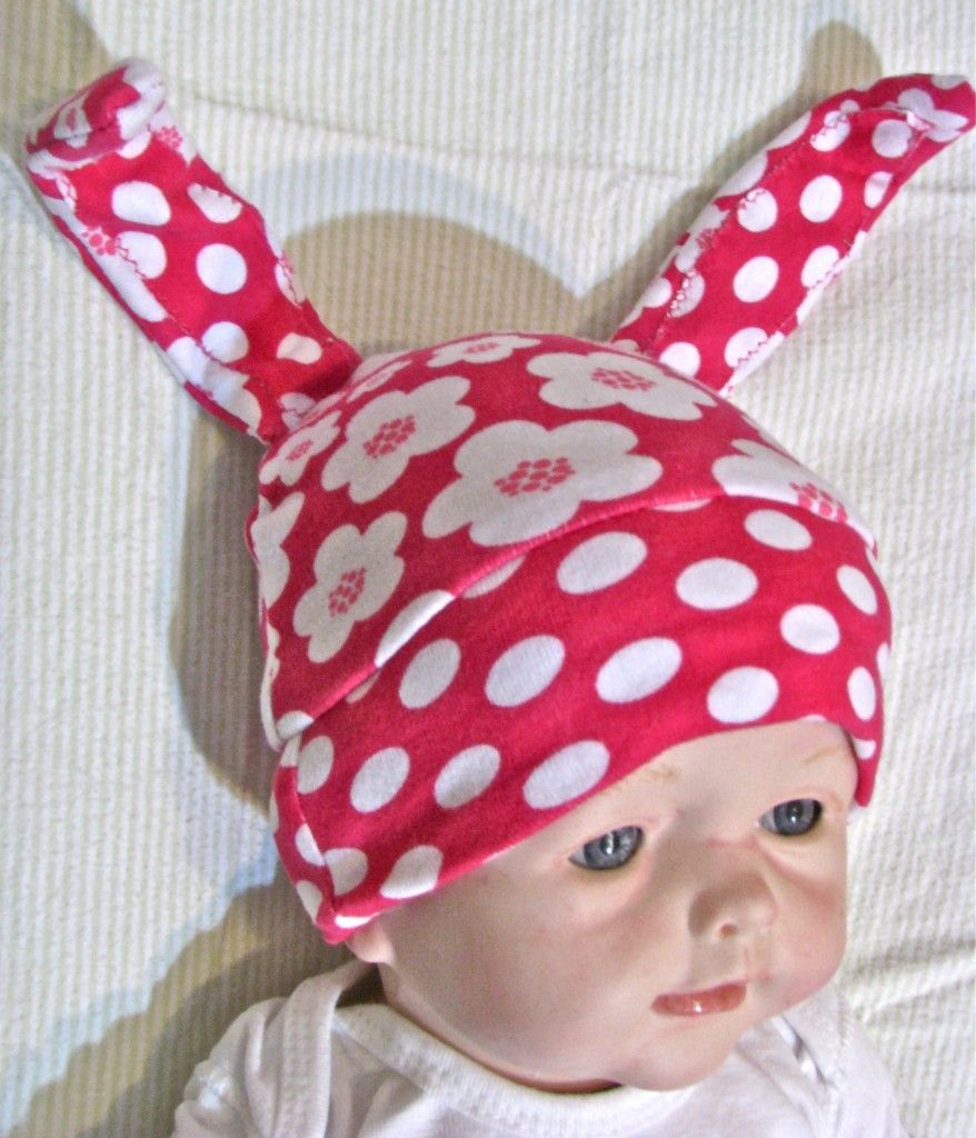 Just when you thought your baby couldnt possibly get any cuter just when you thought your baby couldnt possibly get any cuter enter the woodland cap a free hat sewing pattern in bunny and bear who could resist jeuxipadfo Image collections