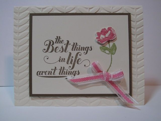 newest stampin'up cards on pinterest | Stampin Up Cards On Pinterest Newest | Party Invitations Ideas