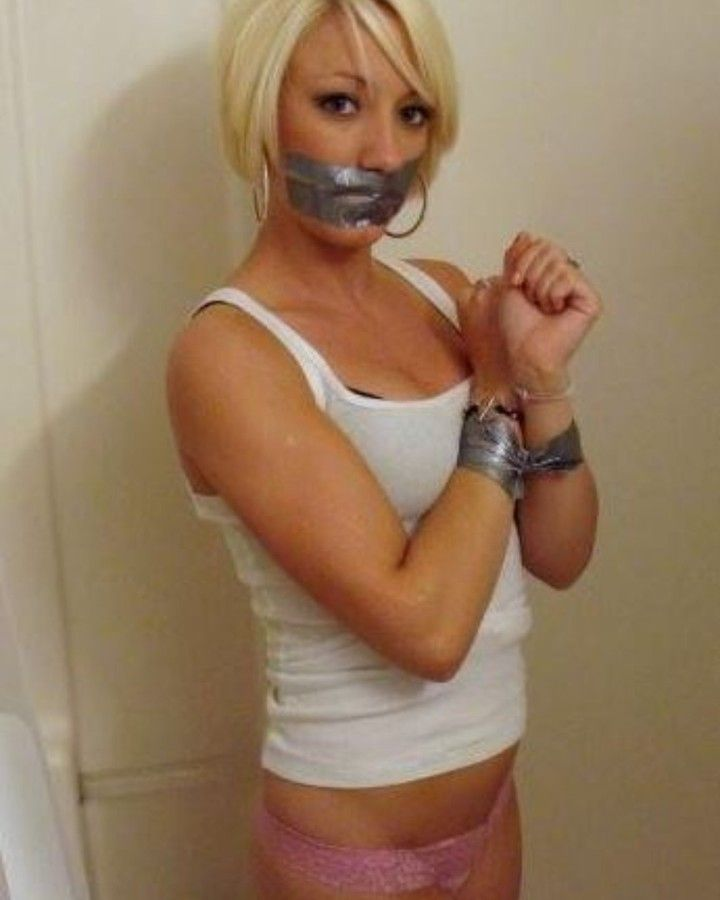 #tapegag #tapegagged #bondage #boundandgagged